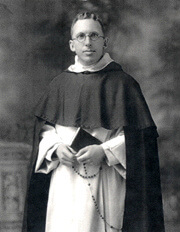 MFGS started with Father Leo E. Begin, O.P., Priest and Genealogist.